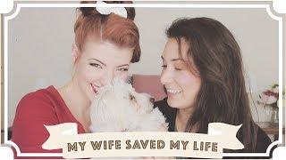 Wife saves my life! [CC]