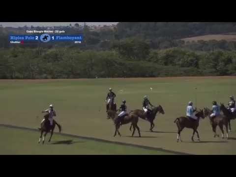 Hípica Polo x Flamboyant - Copa Giorgio Moroni 2016 - 22 Gols