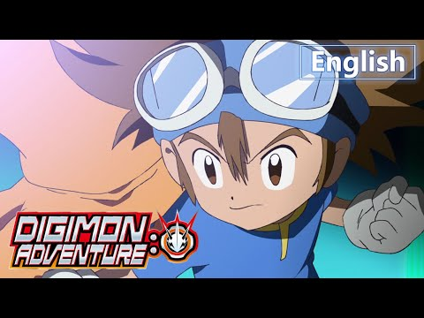 DIGIMON ADVENTURE:  Official Trailer [English]