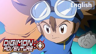 Digimon Adventure: stream 1
