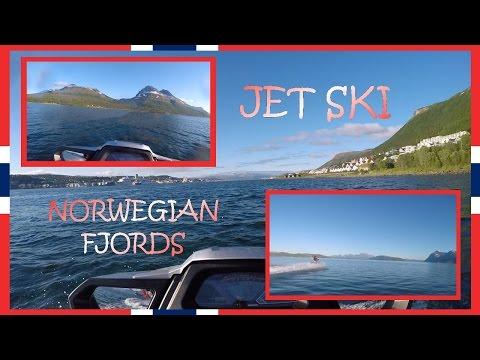 Jet ski in Norway - Jet ski trip Tromsø fjords | Inspired by travel