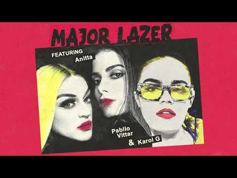 Major Lazer feat. Anitta, Pabllo Vittar & Karol G - Sua Cara vs. En la Cara (Remix)
