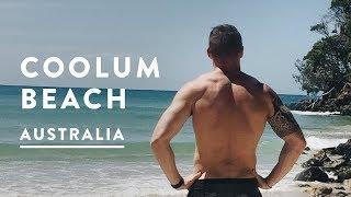 COOLUM BEACH VLOG & DRONE  | Sunshine Coast, Australia | Travel Vlog 030, 2017