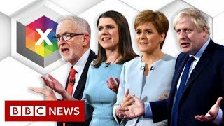 Election 2019: Highlights from the Question Time leaders' special - BBC News