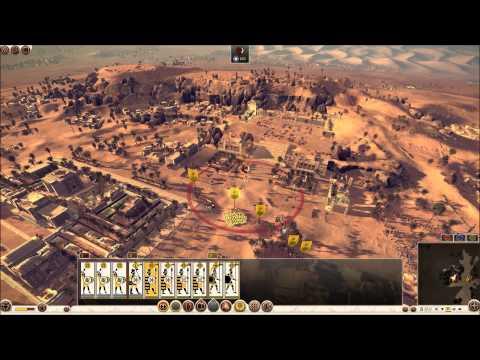 Total War Rome 2 Egypt & Pontus Coop Campaign Part 17: You Suck, Bro!