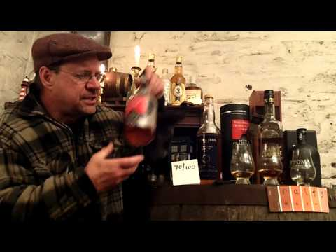 whisky review 546 -  4 Rums for whisky drinkers 2015