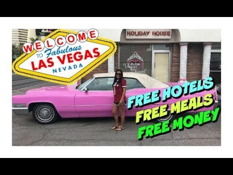 Las Vegas Tips & Tricks (2017) -  FREE HOTELS + FREE MEALS + FREE MONEY