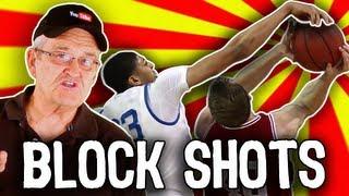 how to block shots blocking shots the smart way shot science basketball