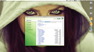 Backup your files! (Online & Hard drives) + CrashPlan review