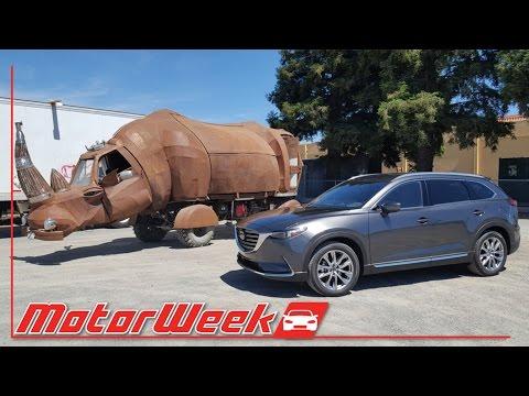 MotorWeek | First Look: 2016 Mazda CX-9