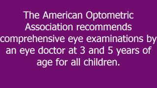 Parenting Tips 25 Help Protect Your Child's Vision