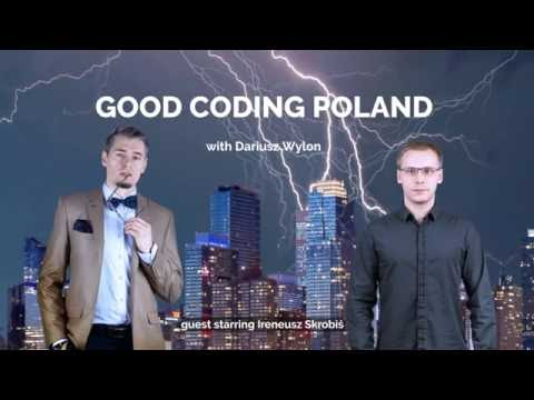 Good Coding Poland - interview with Ireneusz Skrobiś Lead Ruby on Rails Developer