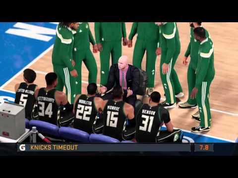 #USGL Knicks Vs Bucks