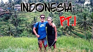 Bali:  Ubud | Kuta | Uluwatu | Seminyak | Kinging-It Indonesia Vlog Ep. 8 Pt. 1