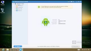 Samsung GALAXY S3 Android Data Recovery - Directly Recover Lost SMS, Contacts, Photos & Video