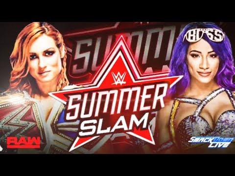 DJ Amili - WWE Summer Slam TD Garden Boston 2020