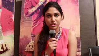 heroin Manisha Yadav Speaks at Trisha Illana Nayanthara Movie Team Interview