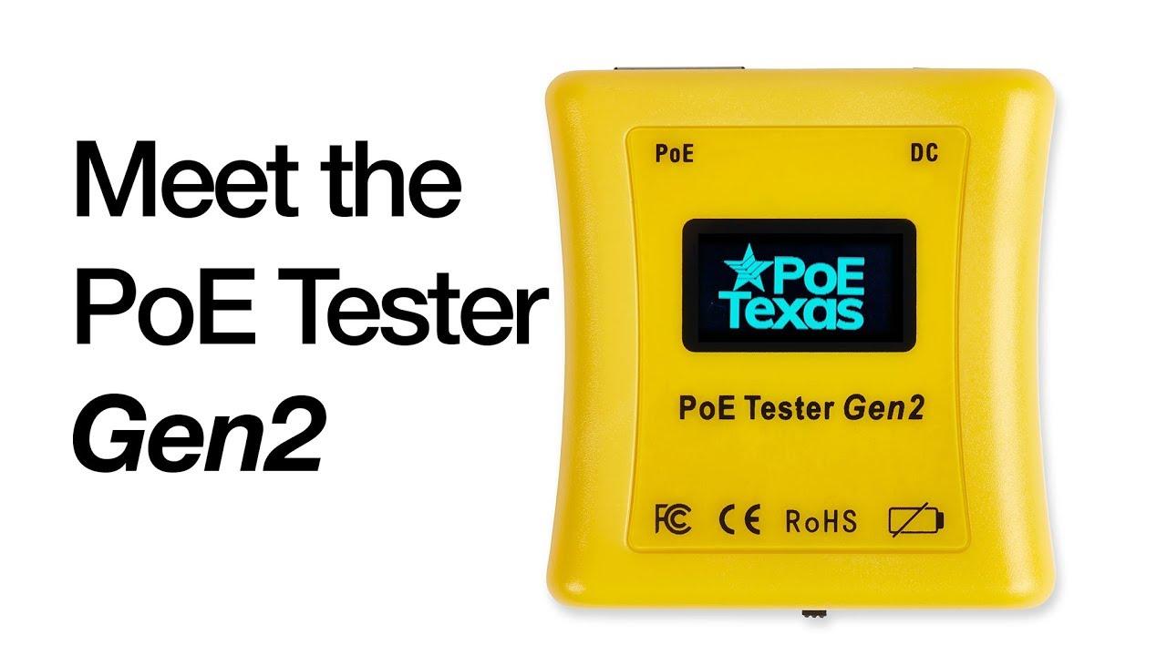tester PoE PoE