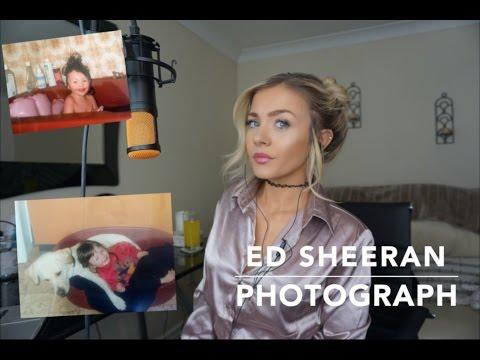 Ed Sheeran - Photograph  Cover