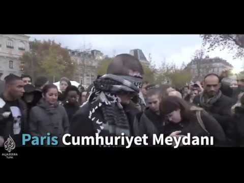 müslüman bir fransa vatandaşından dünyaya güçlü mesaj