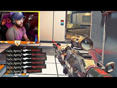 MY BEST CLIP ON BLACK OPS 4!! (INSANE Sniping Gameplay)