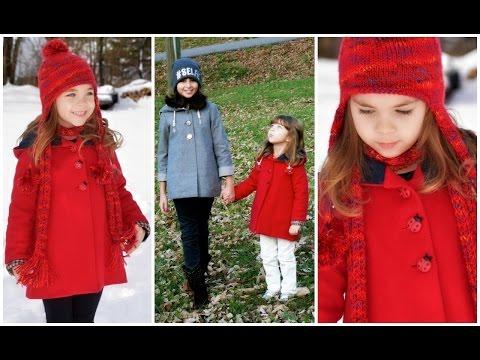 How to sew a coat/ Jacket / Hoodie  - Dakota Sewing Pattern