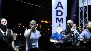 DNK Live ( so bend ) @ Kadmo Plaza - Ohrid / Nedela 26.07.2015