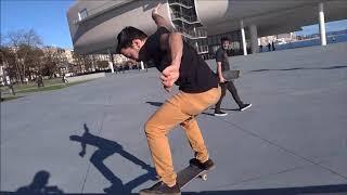 Random Skateboarders. Enero 2020.