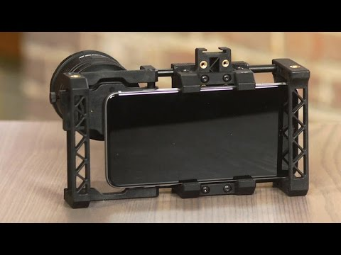 Beastgrip Pro hopes to tame phoneography