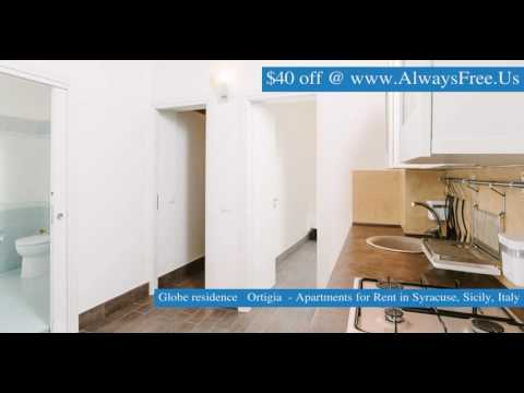 Globe residence   Ortigia    Apartments for Rent in Syracuse, Sicily, Italy 2158