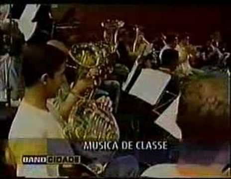 Alvaro Siviero & First Cycle of Classical Music of Curitiba