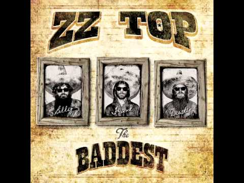 ZZ TOP Got Me Under Pressure Remastered LP Version