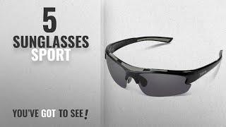 Top 10 Sunglasses Sport [ Winter 2018 ] Duduma Polarized Designer Fashion Sports Sunglasses for