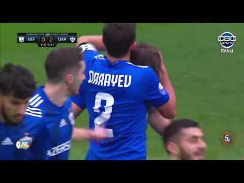Neftci Baku Qarabag Goals And Highlights