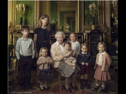 дети внуки правнуки фото