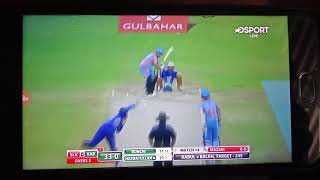 6 sixes in 6 balls Great Batting..