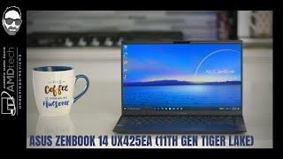 Asus ZenBook 14 UX425EA Review: The Roar of the Tiger