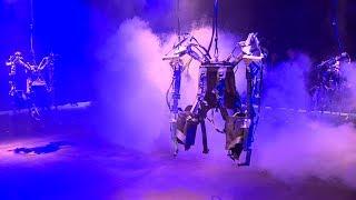 «Сила притяжения»  в Москве проходит фестиваль науки «Политех»