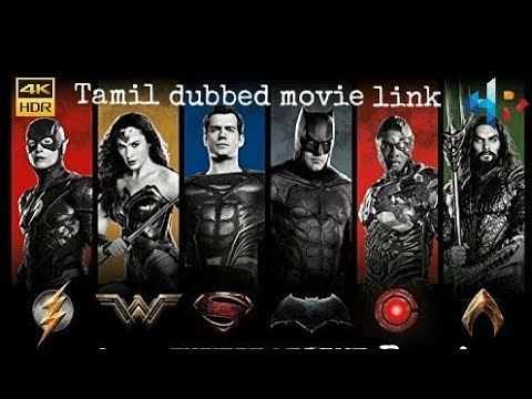 Justice League/ Tamil Review/ With Tamil Dubbed Movie Link..