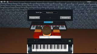 Loneliness - Naruto Shippuden by: Takanashi Yasuharu/ Toshio Masuda on a ROBLOX piano.