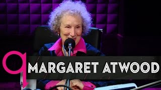 "Margaret Atwood on her latest dystopian novel ""The Heart Goes Last"""