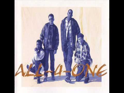 All 4 One  So Much In Love Version 2