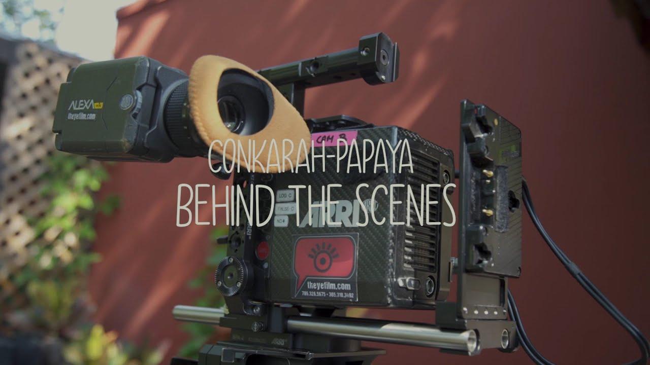 Conkarah - Papaya (Sick Wit It Crew Mix) (Behind The Scenes)