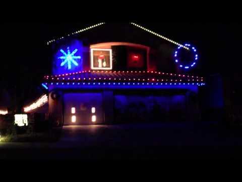 Phoenix Christmas Lights!