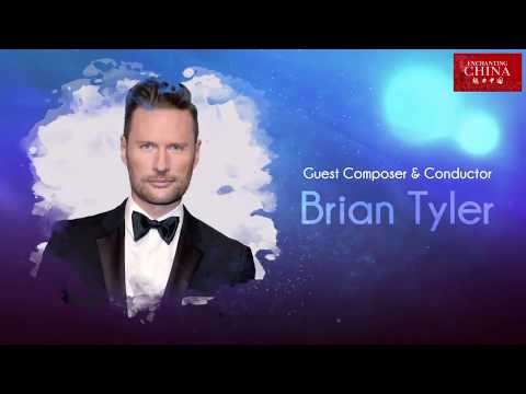 Enchanting China Concert w/ guest conductor Brian Tyler  3/28 & 3/29 at Dolby Theatre
