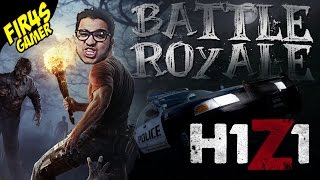 H1Z1 Battle Royale - هنقر قيمز - وش جاب ذا هنا