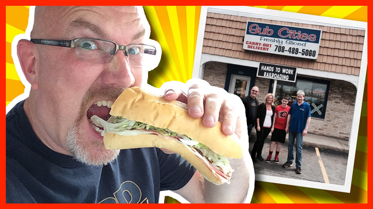 Sub Cities Sandwich Shop Review in Chicago, Illinois