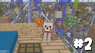 Minecraft Xbox - Sky Grid - I'm Lost [2]