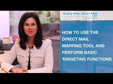 How to find customers with Every Door Direct Mail®