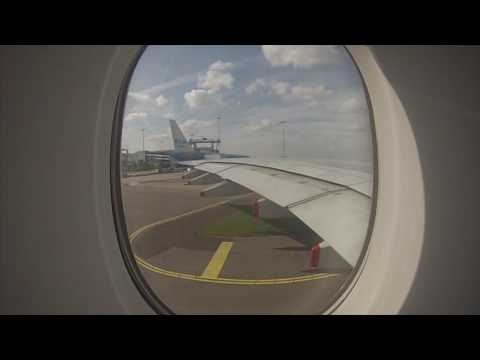 Departure: Amsterdam to Beijing with China Southern A380